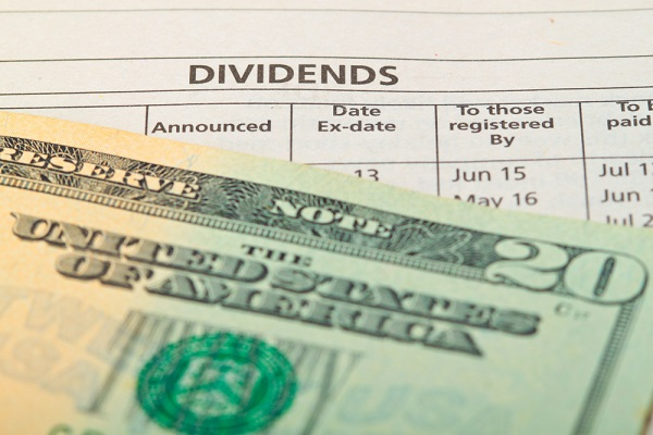 dividends, stock
